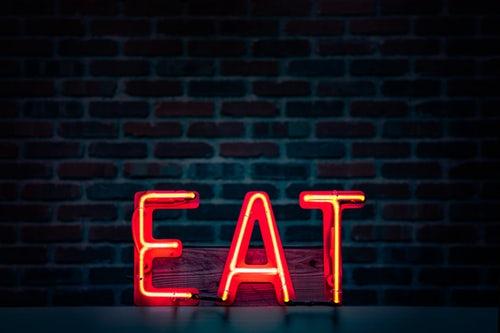 Nälkäisenä ruoka pyörii mielessä tavallista enemmän