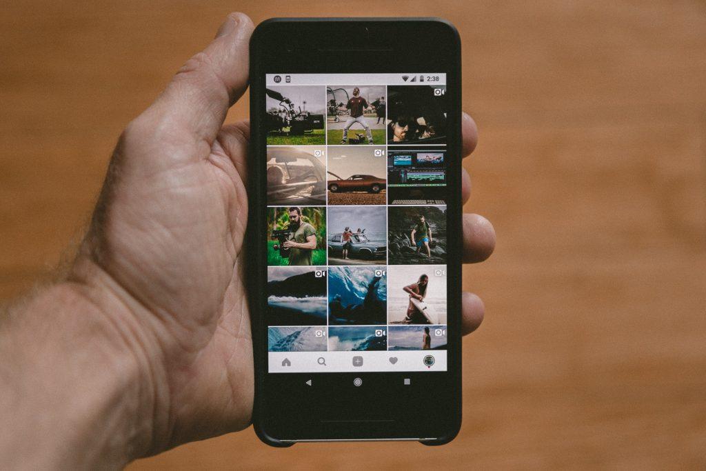 Kaupalliset yhteistyöt kukoistavat Instagramissa