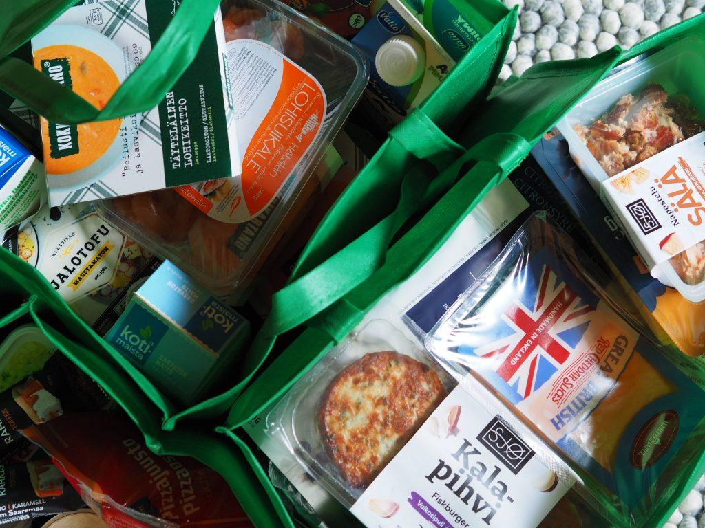 Ravintolaskuri kertoo ostosten terveellisyydestä